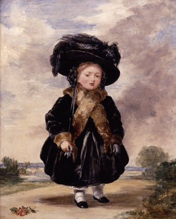 Princess_Victoria_aged_Four