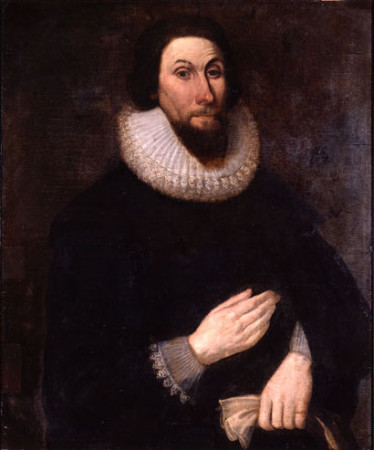 That Puritan Funster, John Winthrop